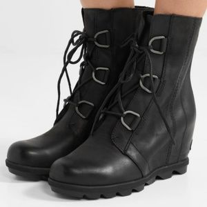 Sorel Joan of Arctic Wedge Lace Boots